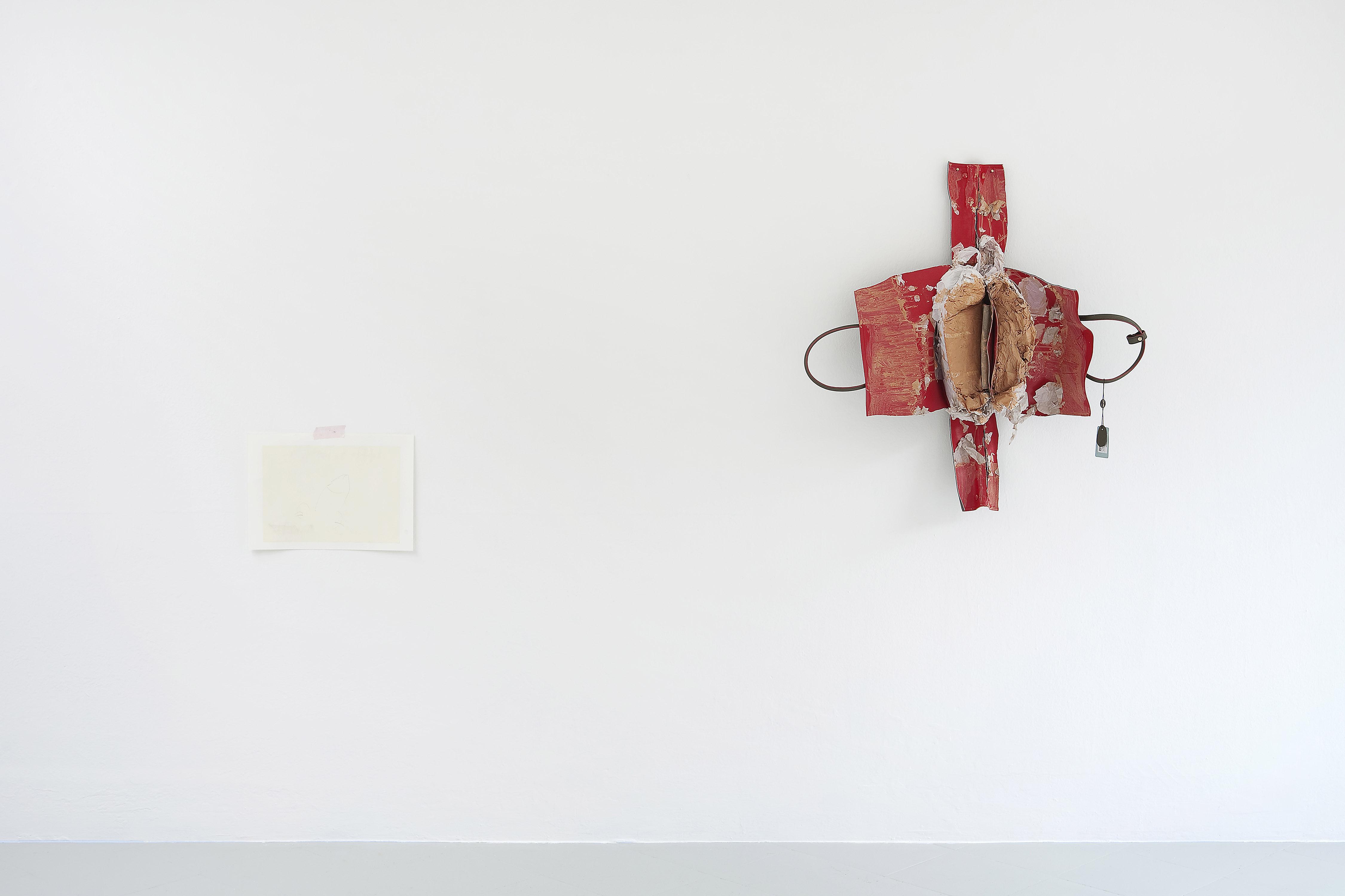 10 - Yves Scherer Installation view 2015 - Courtesy Studiolo Milan - Photo Filippo Armellin