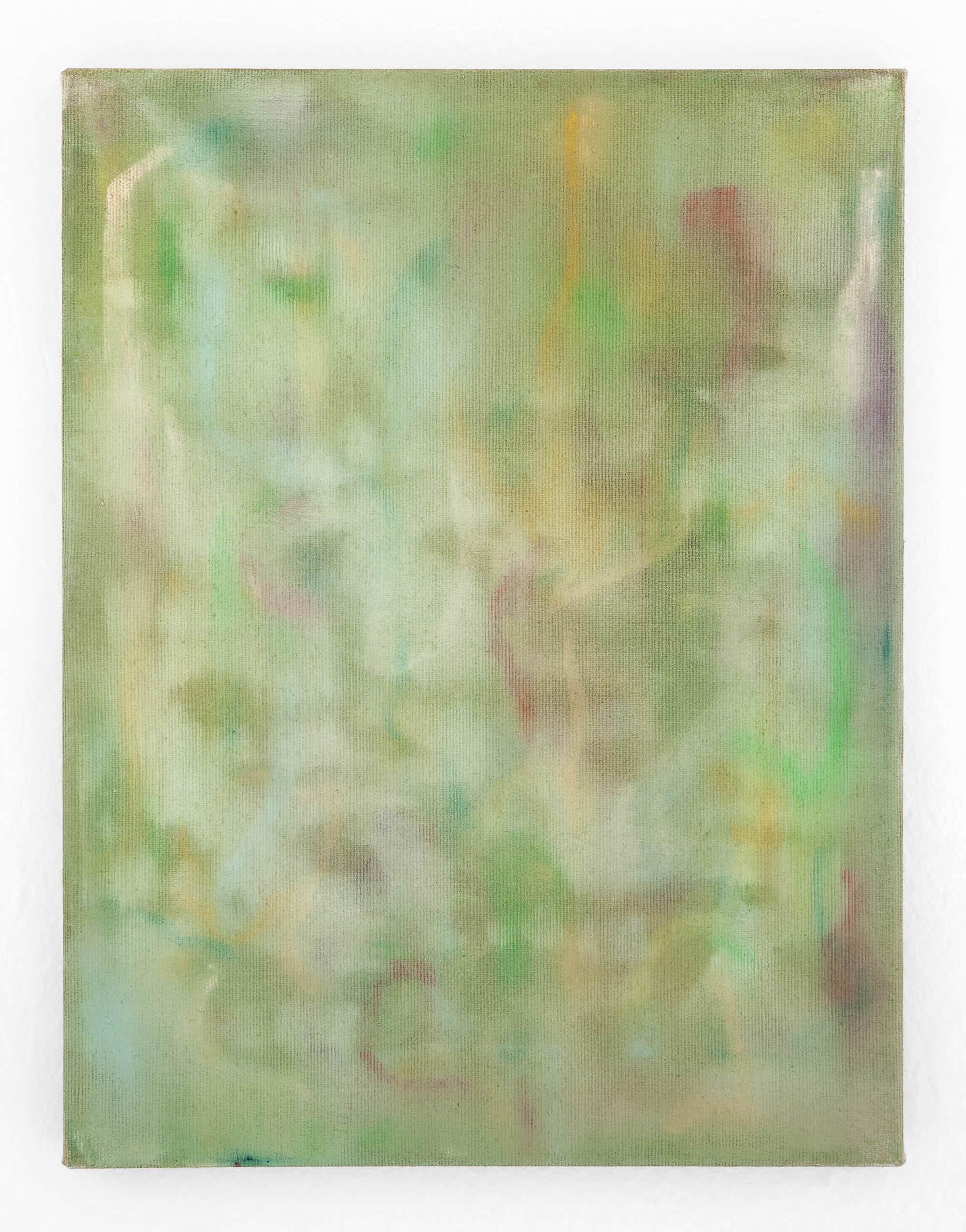 11 - Tyra Tingleff Untitled 2014 oil on canvas 40x30 cm - Courtesy Artist and Studiolo Milan - photo Filippo Armellin