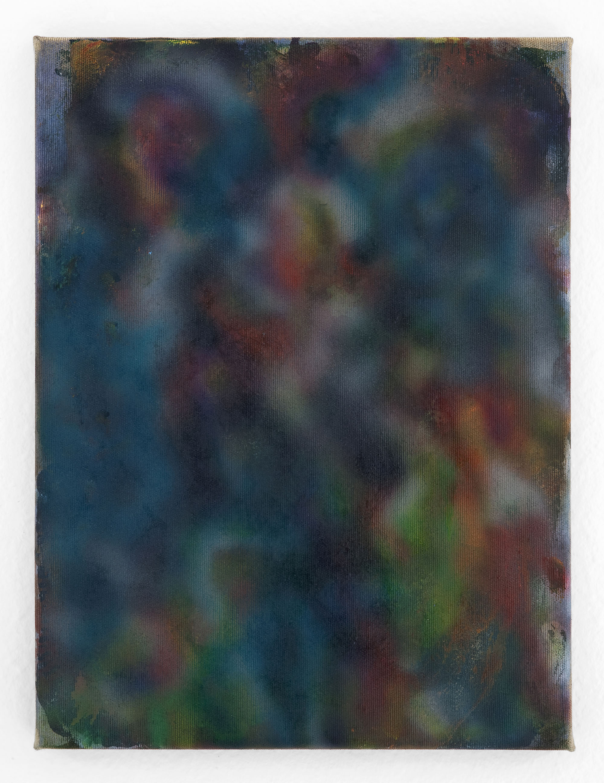 12 - Tyra Tingleff Untitled 2014 oil on canvas 40x30 cm - Courtesy Artist and Studiolo Milan - photo Filippo Armellin