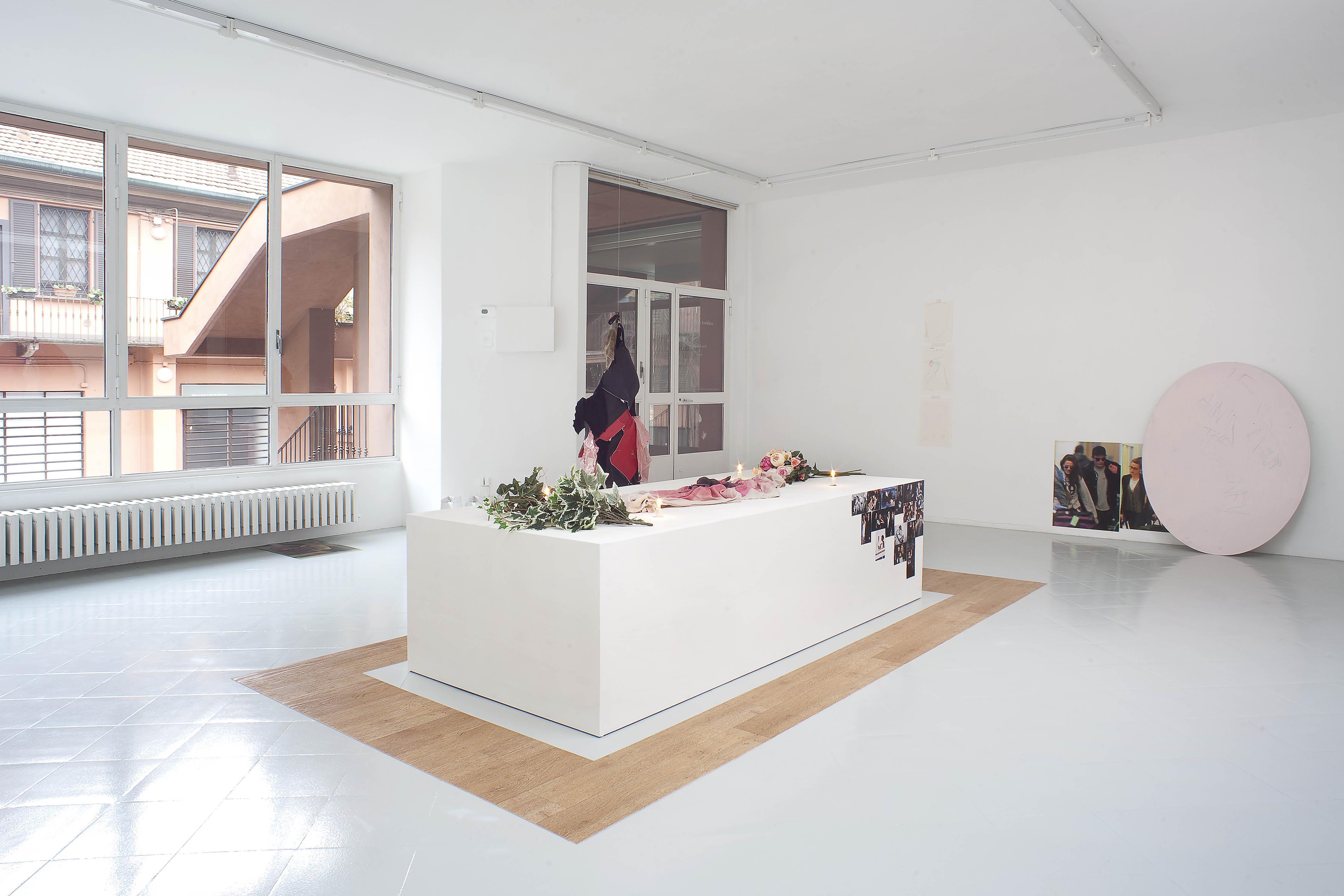 12 - Yves Scherer Installation view 2015 - Courtesy Studiolo Milan - Photo Filippo Armellin