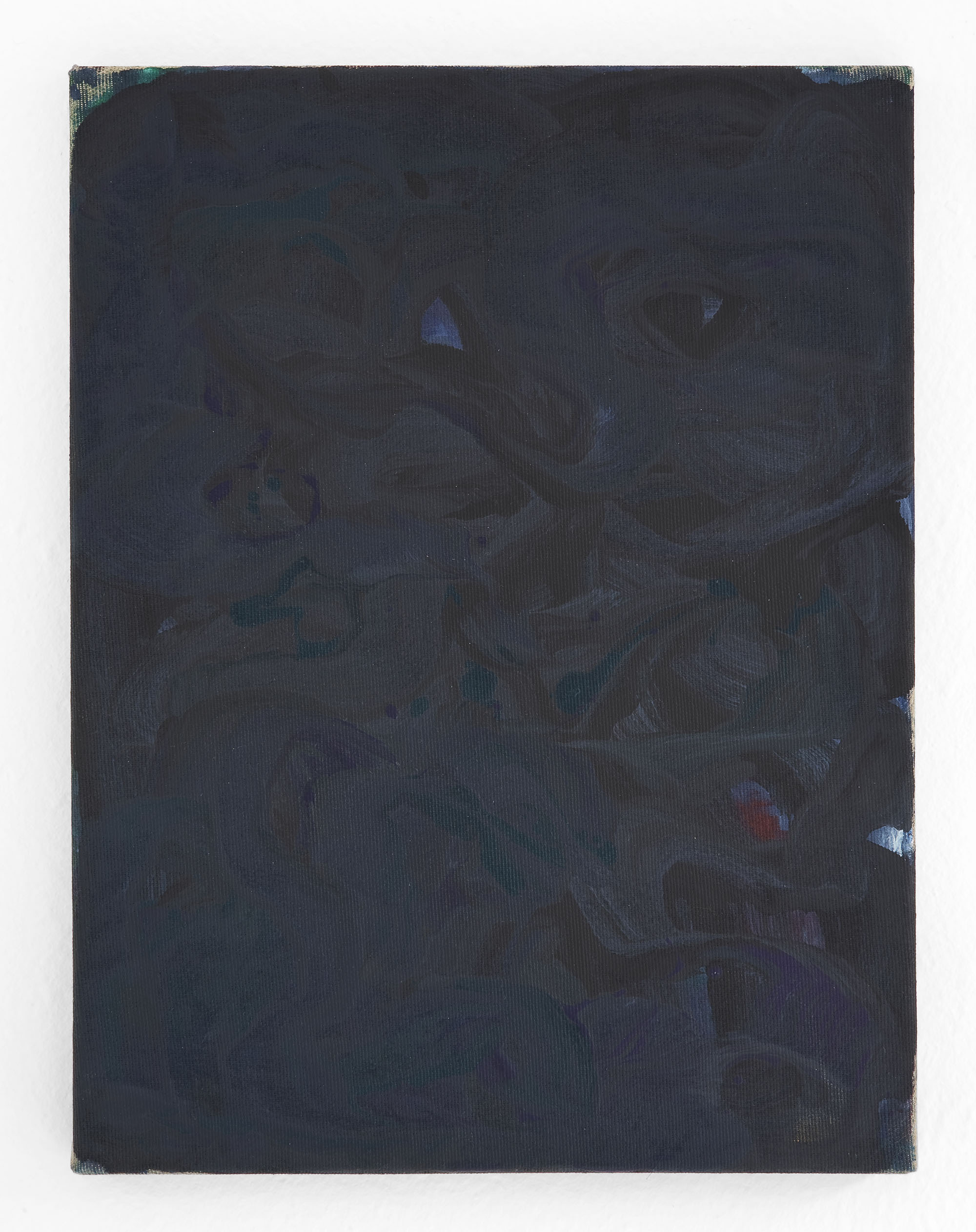 13 - Tyra Tingleff Untitled 2014 oil on canvas 40x30 cm - Courtesy Artist and Studiolo Milan - photo Filippo Armellin