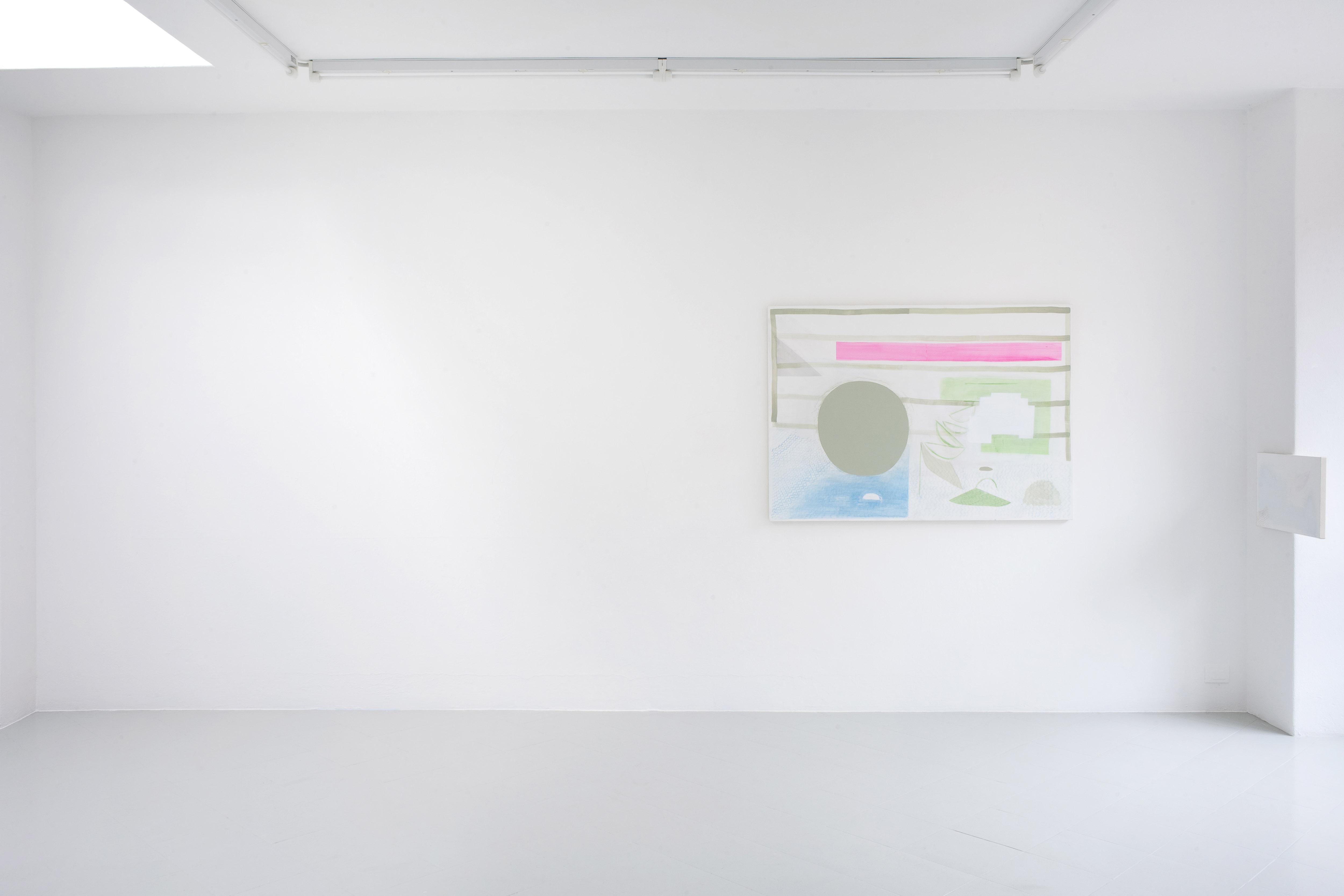 14 - Charlotte Herzig Stanchezza Passeggera Installation View 2016 Courtesy Studiolo Milan - photo Filippo Armellin copia