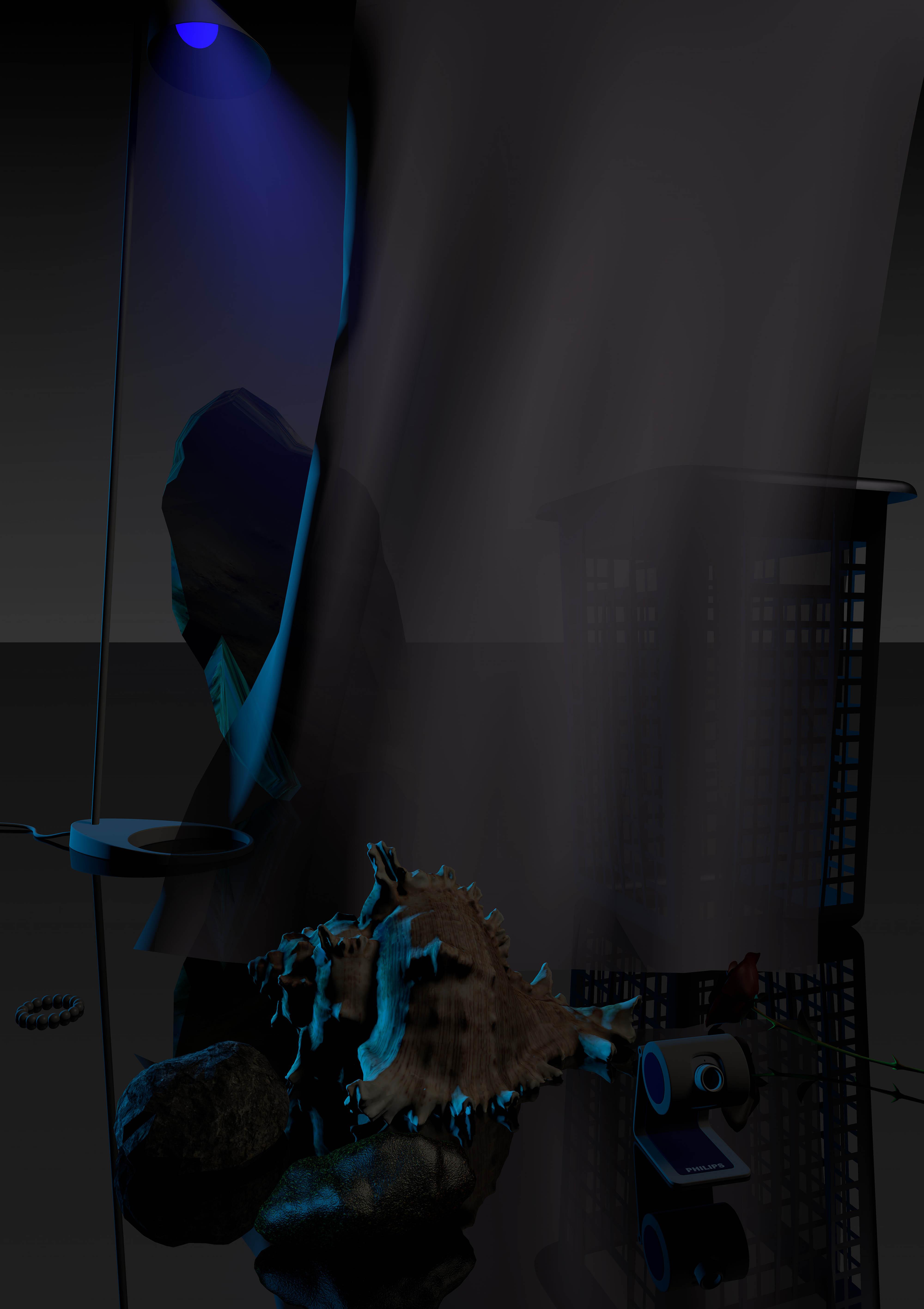 16 - Lindsay Lawson Eminent Still Life 2016 Inkjet print on aluminum dibond 841x1189 cm - Courtesy Studiolo Milan