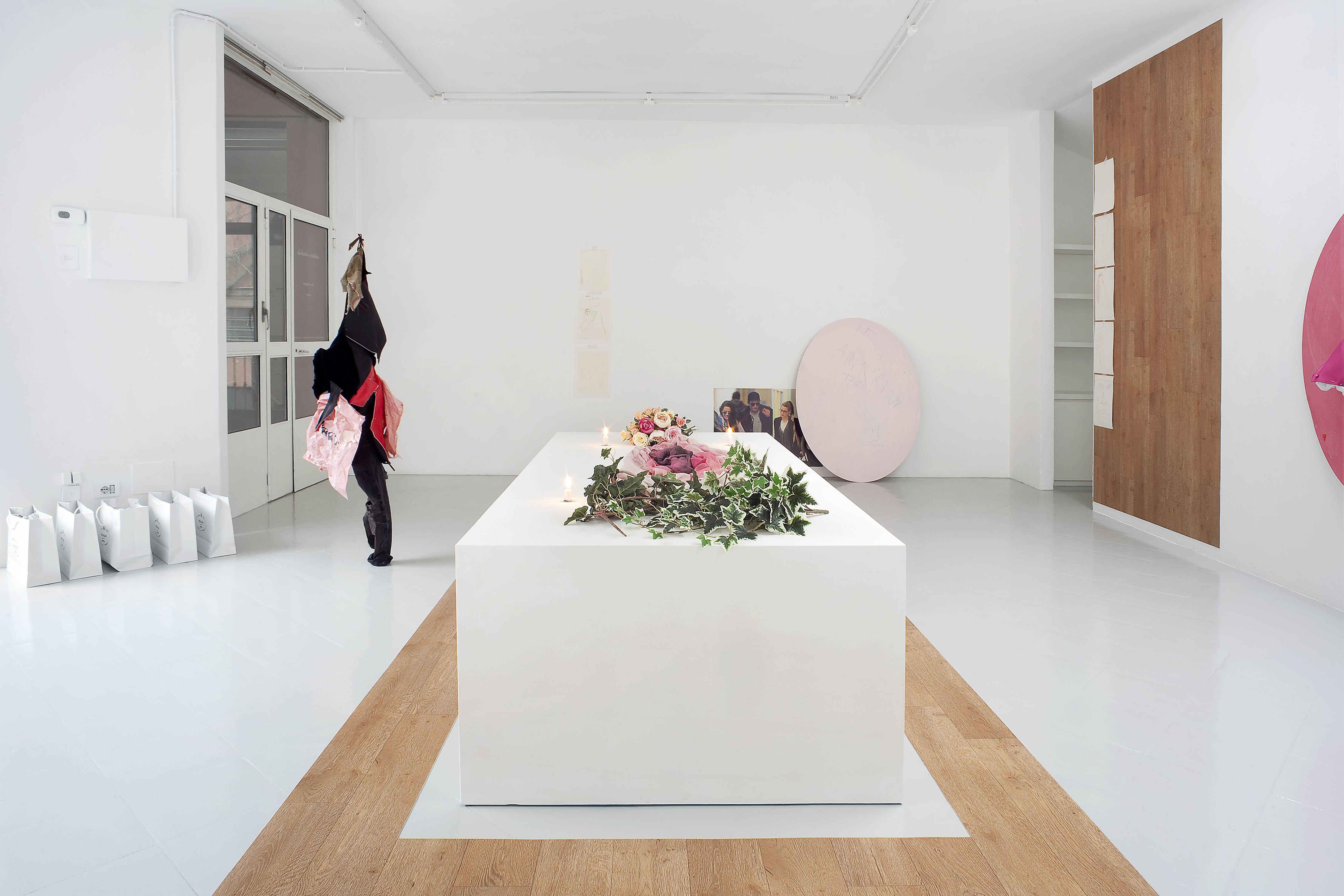 16 - Yves Scherer Installation view 2015 - Courtesy Studiolo Milan - Photo Filippo Armellin
