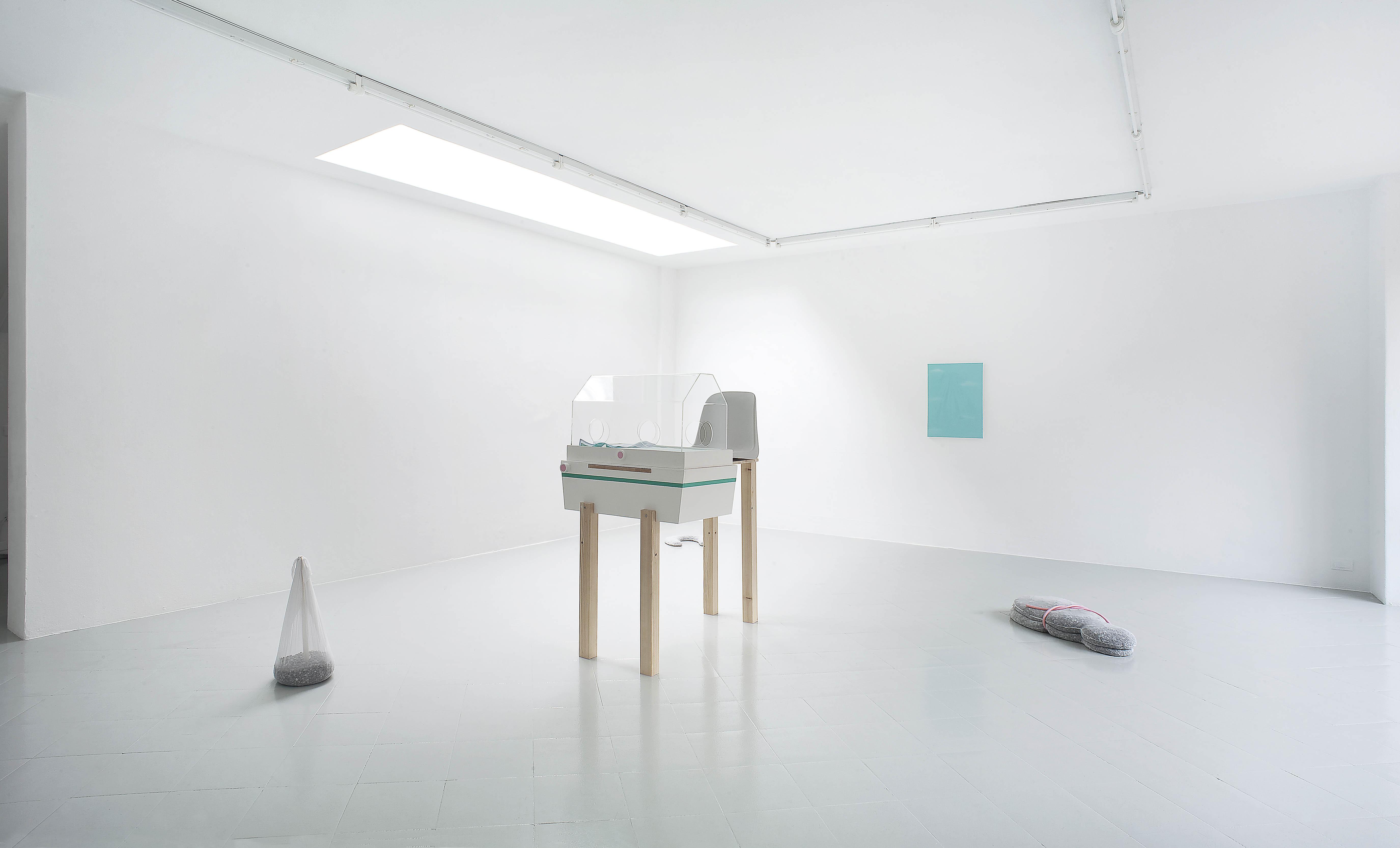 1 - Guendalina Cerruti at Studiolo Installation view 2015 - Courtesy Artist and Studiolo Milan copia