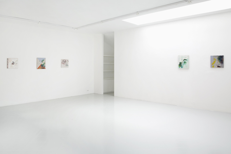 1 Freya Douglas-Morris Studiolo 11 2014 Spazio Cabinet Milan - Courtesy Spazio Cabinet Milan - Photo Filippo Armellin