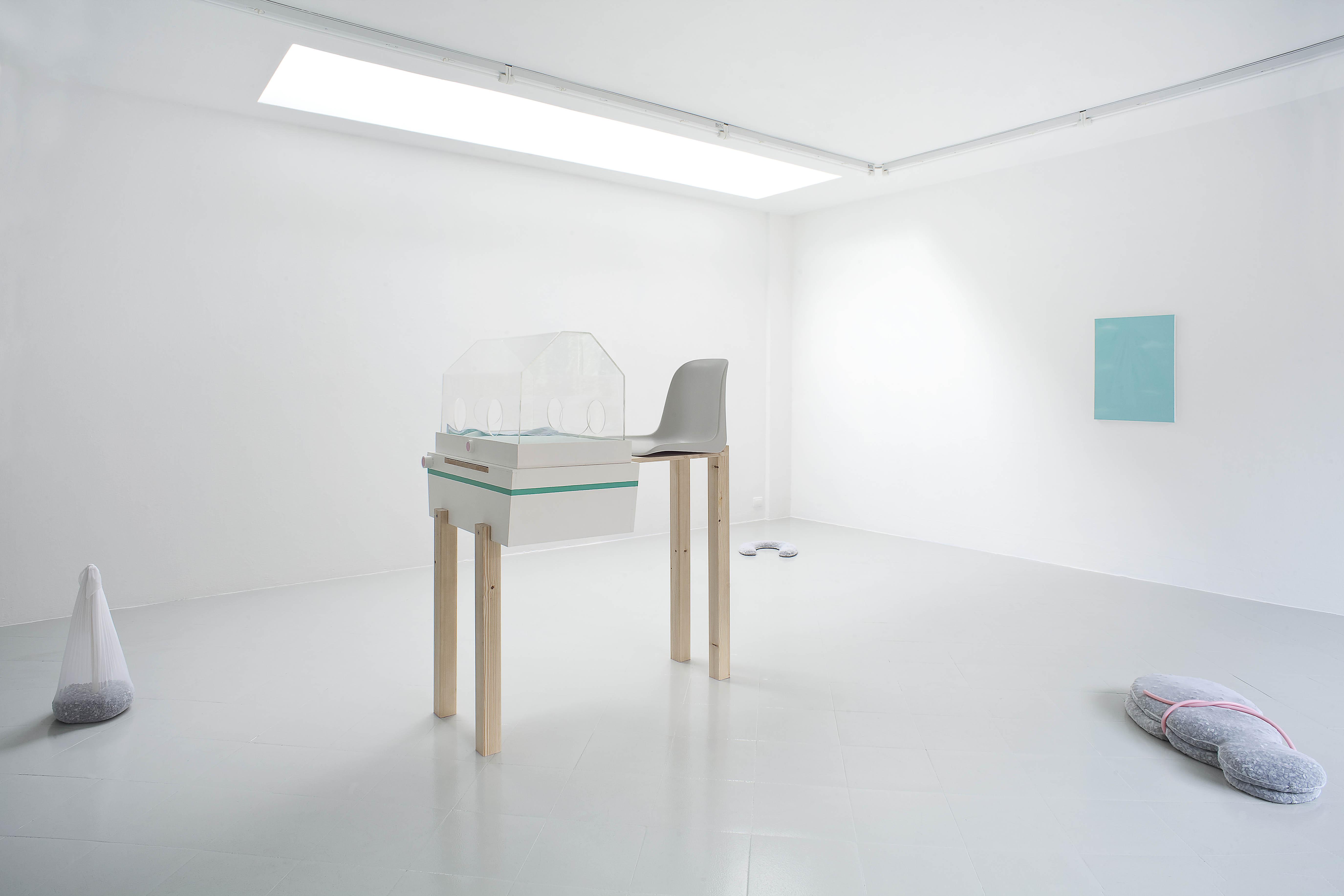 2 - Guendalina Cerruti at Studiolo Installation view 2015 - Courtesy Artist and Studiolo Milan copia