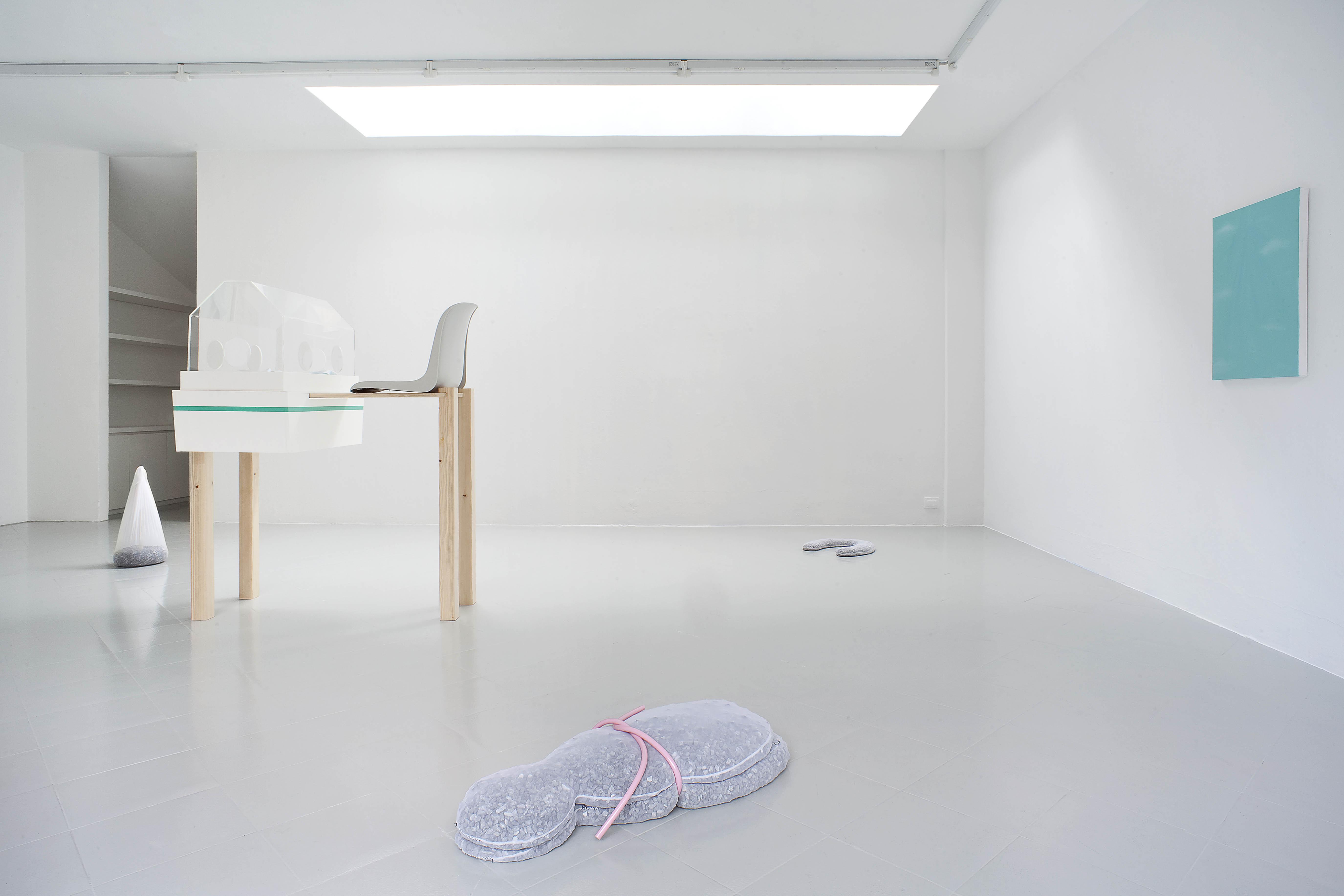 3 - Guendalina Cerruti at Studiolo Installation view 2015 - Courtesy Artist and Studiolo Milan copia