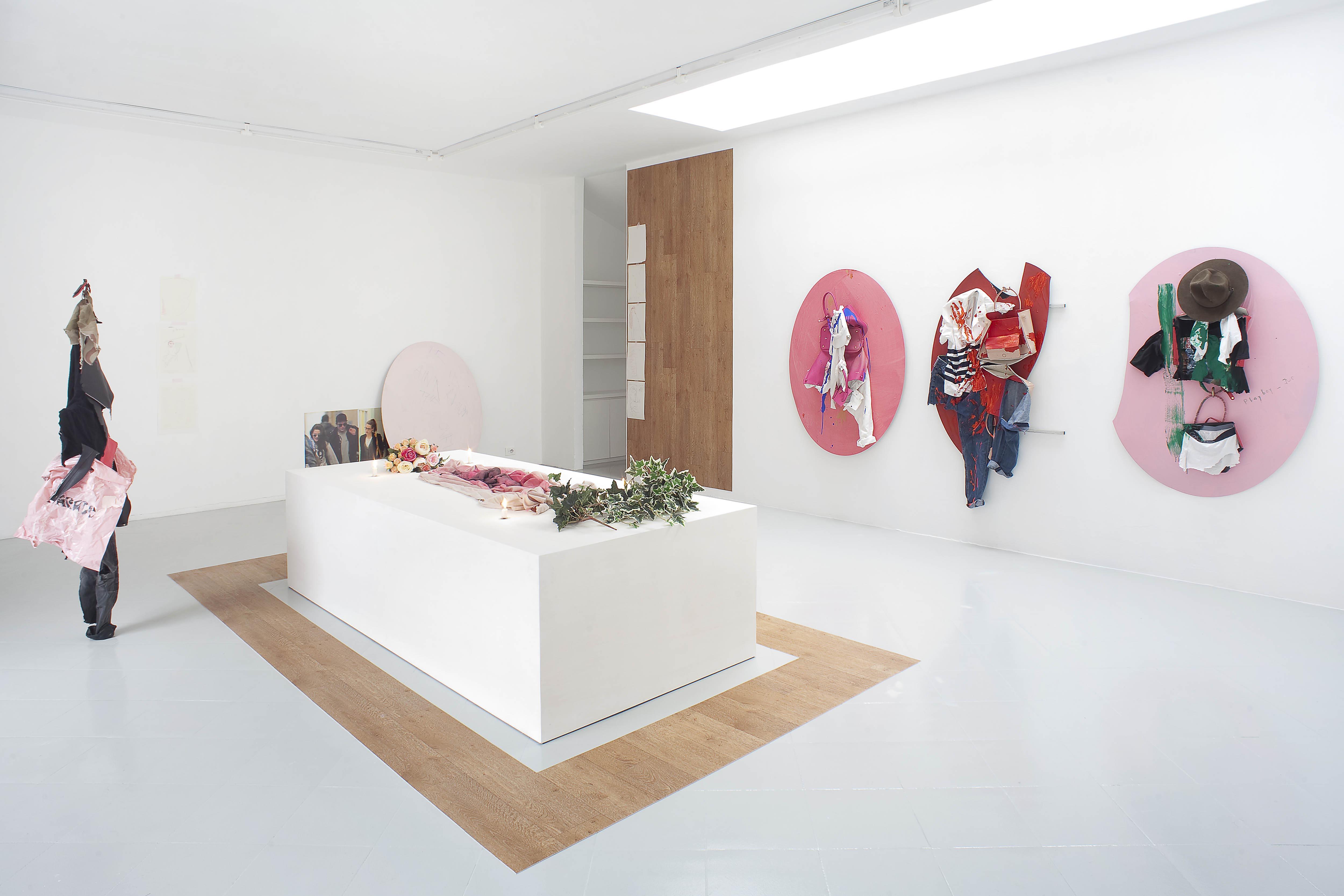 3 - Yves Scherer Installation view 2015 - Courtesy Studiolo Milan - Photo Filippo Armellin