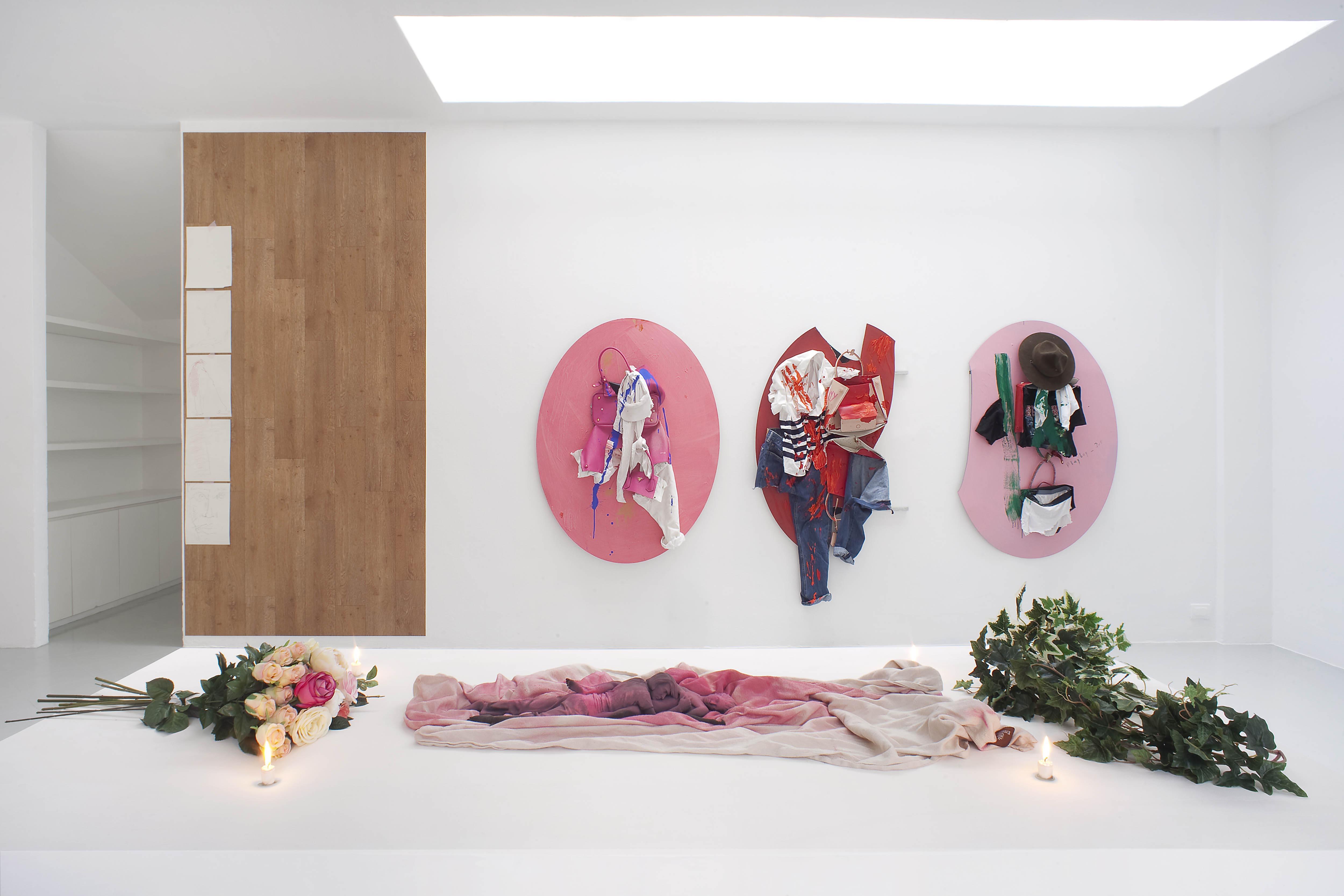 4 - Yves Scherer Installation view 2015 - Courtesy Studiolo Milan - Photo Filippo Armellin