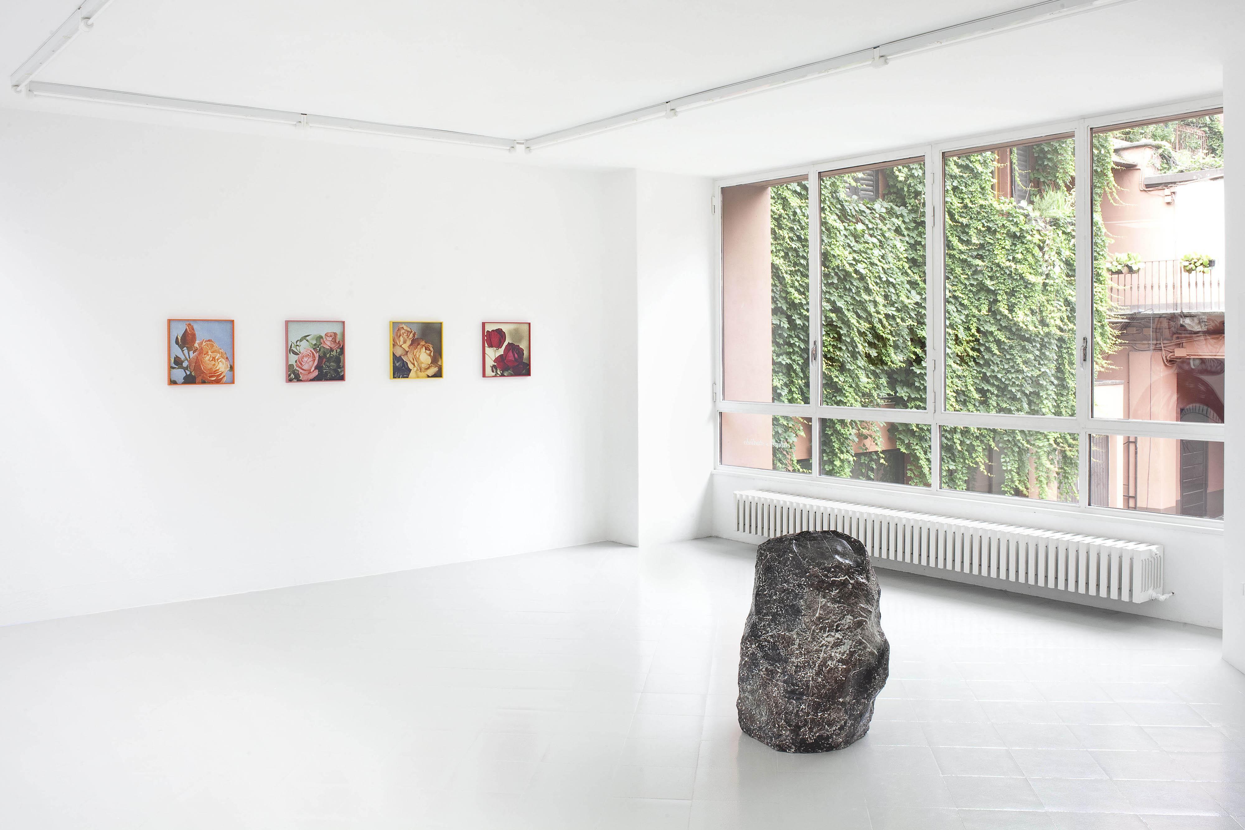 5 - Talisa Lallai Lindsay Lawson Installation View 2016 - Courtesy Studiolo Milan
