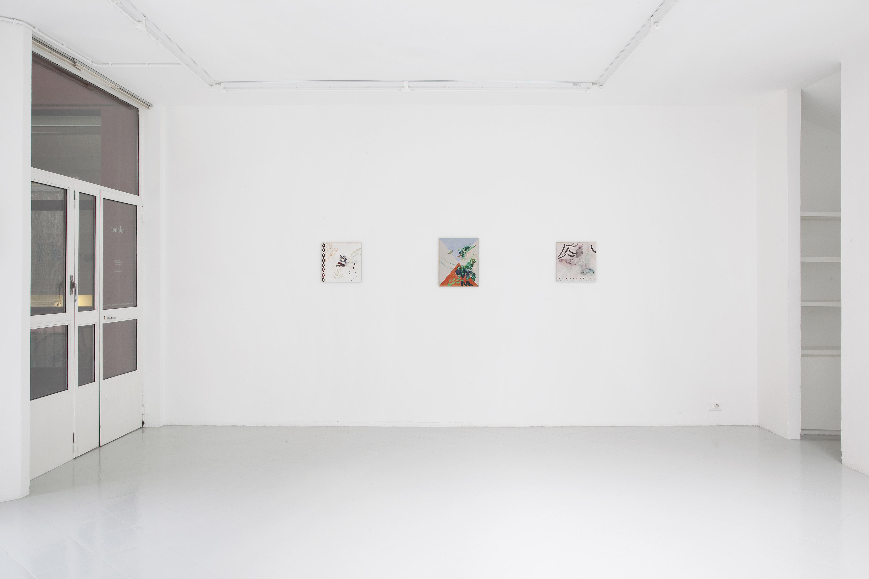 7 Freya Douglas-Morris Studiolo 11 2014 Spazio Cabinet Milan - Courtesy Spazio Cabinet Milan - Photo Filippo Armellin